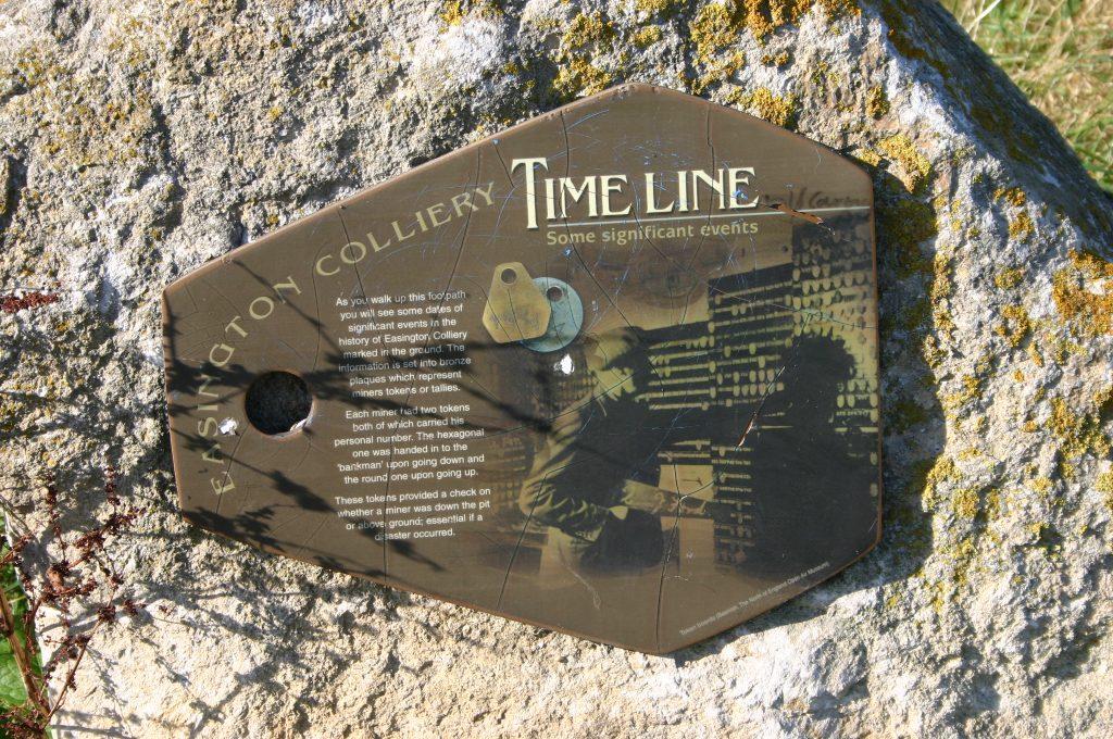 Easington Colliery Club Timeline