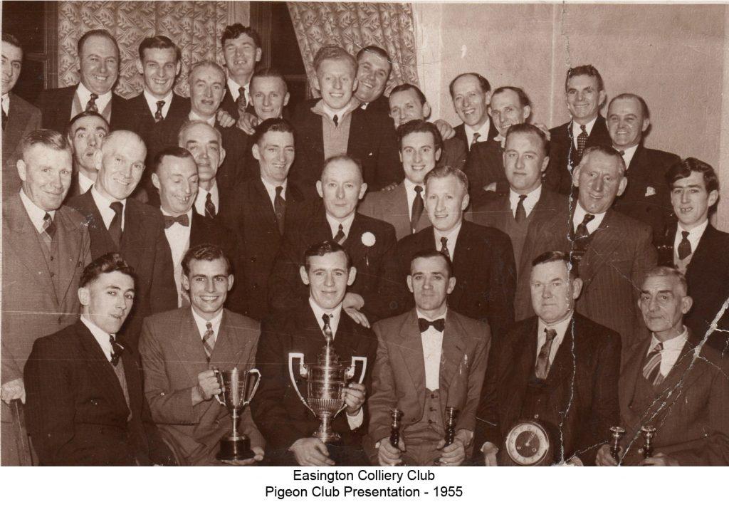 Wasington Colliery Club History