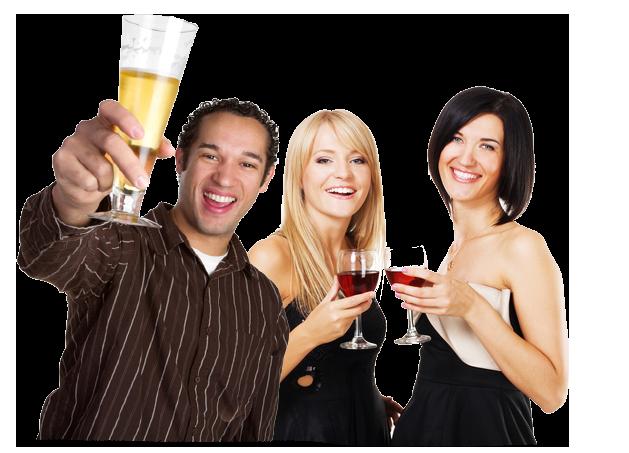Easington Colliery Club drinks